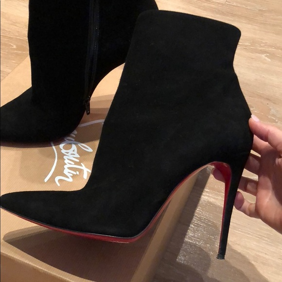 f0fba92b67d Christian Louboutin Shoes - ❤️Christian Louboutin So Kate Pointed Booties  39❤️